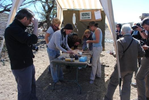 CSI field lab