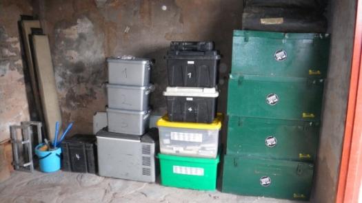Sleeping Beauty storage