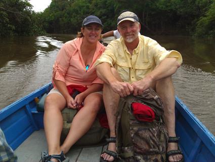 Kathy & Stuart