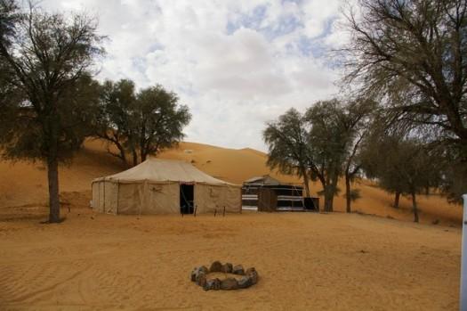 Arabia camp