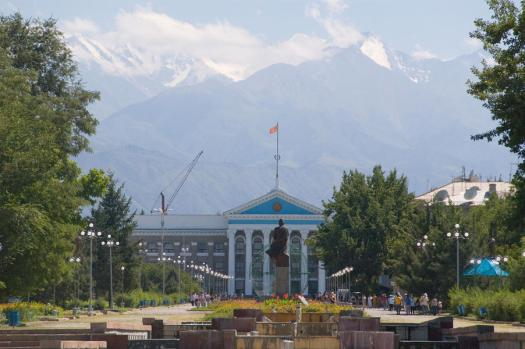 bishkek-mountains