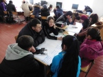Group work: Teachers and school students