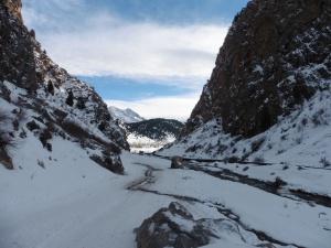 Sarkent National Park