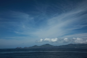 Southern coast of Faial (taken by Craig Turner)