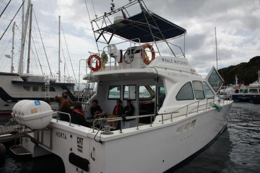 Boat orientation (Craig Turner)
