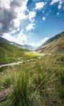 Am Karakol-Pass