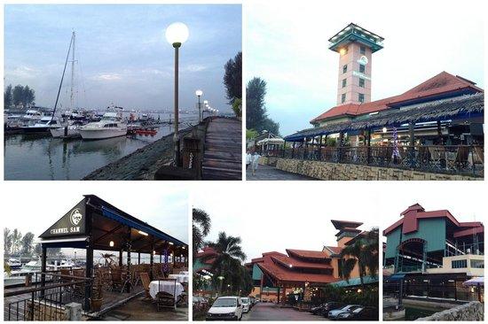 Punggol Marina and Country Club