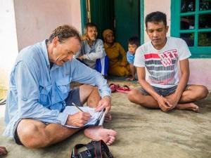 Village interview